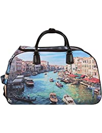 27981d4aa5 Satchel Venice Duffle Bag available at Amazon for Rs.1995
