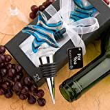 Murano Glass Collection Starfish Design Wine Bottle Stoppers , 1