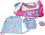 High School Musical 4 pice Luggage Set