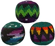 Hacky Sacks Set of Three Pack in Asso…