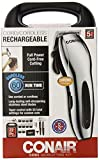 Conair 22-Piece Cord/Cordless Rechargeable Haircut Kit