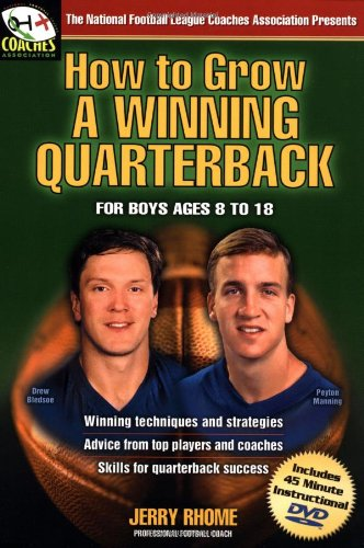 How To Grow A Winning Quarterback: For Boys Ages 8 To 18 front-652065