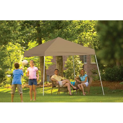 Canopy Factory Pop-Up Canopy - 12ft.L x 12ft.W,