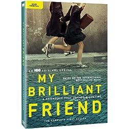 My Brilliant Friend (DC) (DVD)