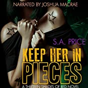 Keep Her in Pieces: 13 Shades of Red, Volume 5 | S.A. Price
