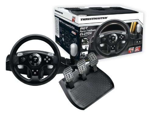 Thrustmaster RGT Force Feedback Racing Wheel Picture