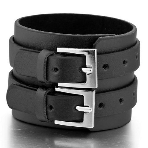 JBlue Jewelry men's Genuine Leather Bracelet