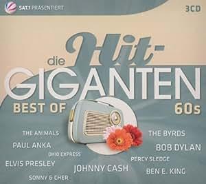 Die Hit Giganten - Best of 60's