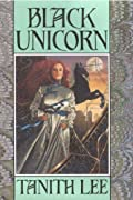 Black Unicorn (Dragonflight) by Tanith Lee cover image