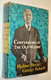 "Confessions of ""the Old Wizard"";: Autobiography"
