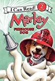 img - for Marley: Firehouse Dog (I Can Read Level 2) book / textbook / text book