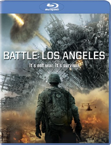 ������������ ���������: ����� �� ���-�������� / Battle: Los Angeles (2011) BDRip