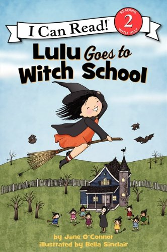 Lulu Goes to Witch School (I Can Read Level 2) (I Can Read Level 2 compare prices)