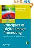 Principles of Digital Image Processing: Fundamental Techniques (Undergraduate Topics in Computer Science)
