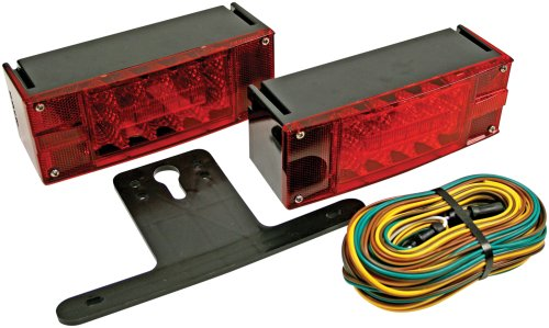 Reese Towpower 86006 Led Trailer Light Kit