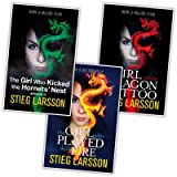 Stieg Larsson Stieg Larsson Collection, Millennium Trilogy: The Girl with the Dragon Tattoo / The Girl Who Kicked the Hornets' Nest / The Girl Who Played With Fire