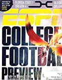 img - for College Football Preview Issue, Ronda Rousey - August 18, 2014 ESPN, The Magazine [122 Pages] book / textbook / text book