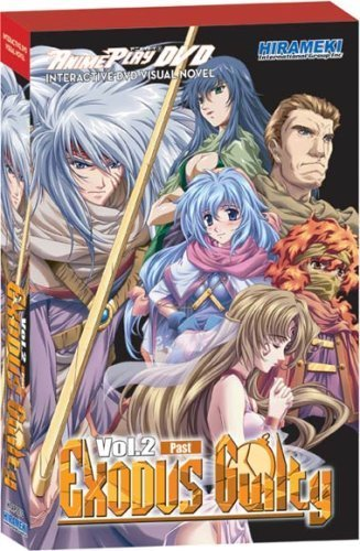 Exodus Guilty Vol. 2 Interactive Dvd Game by Hirameki