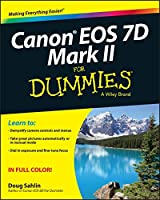 Canon EOS 7D Mark II For Dummies Front Cover