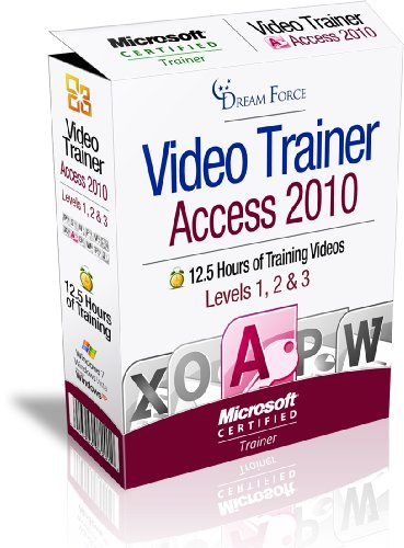 Access 2010 Training Videos - 12.5 Hours of Access 2010 training by Microsoft Office: Specialist, Expert and Master: 2000, XP (2002), 2003, 2007, 2010 and Microsoft Certified Trainer (MCT), Kirt Kershaw (2010 Access Software compare prices)