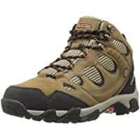 Pacific Trail Sequoia Hiking Men Boots (Smokey Brown/Burnt Orange)