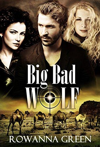 Big Bad Wolf by Rowanna Green ebook deal