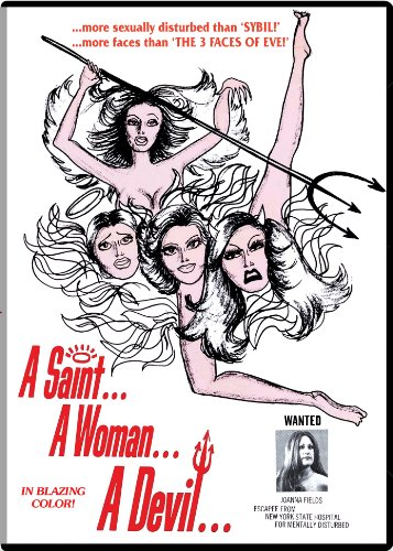 Saint a Woman a Devil [DVD] [Region 1] [US Import] [NTSC]