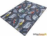 Kinderteppich Disney CARS Teppich Straßen Spielteppich 3 Farben 3 verschiedene