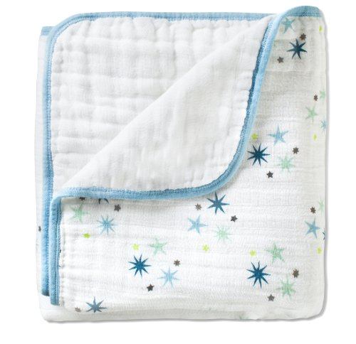aden + anais Organic Cotton Muslin Dream Blanket - 1