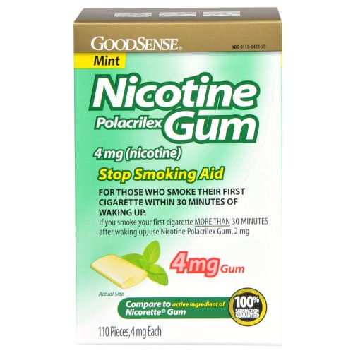 goodsense-nicotine-polacrilex-gum-mint-110-count-4mg