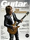 Guitar magazine (�M�^�[�E�}�K�W��) 2010�N 07���� (CD�t��)[�G��]