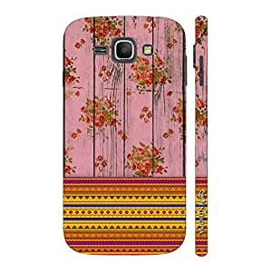 Enthopia Designer Hardshell Case Pretty Aztec 1 Back Cover for Samsung Galaxy J1 (2016)