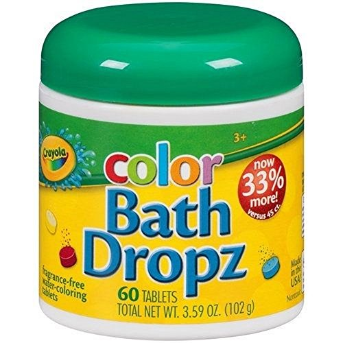 Bath Colour Dropz