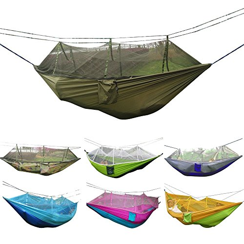 Camping-Hammock-Rusee-Mosquito-Net-Outdoor-Hammock-Travel-Bed-Lightweight-Parachute-Fabric-Double-Hammock-For-Indoor-Camping-Hiking-Backpacking-Backyard