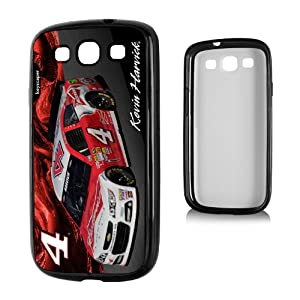 NASCAR Kevin Harvick 4 Budweiser Galaxy S3 Bumper Case by Keyscaper