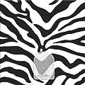 RoomMates  TG0028HK Zebra Magic Locker Hook