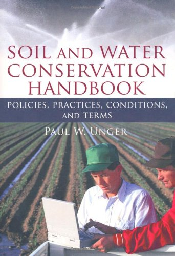 Soil and Water Conservation Handbook: Policies,...