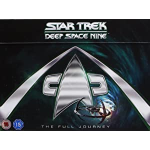 Star Trek: Deep Space Nine [Import anglais]