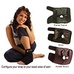 Ankle Foot Active Wrap, Hot & Cold Therapy by Active Wrap