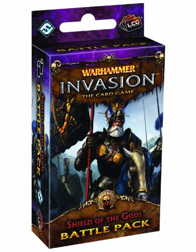 Warhammer Invasion LCG: Shield of the Gods Battle Pack - 1