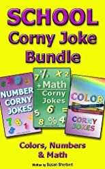 School and education corny joke and humor bundle