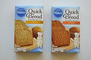 Amazon.com : Pillsbury Quick Bread Mixes Bundle of Two