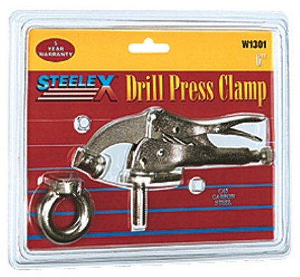 Steelex D2192 10-Inch Drill Press Clamp