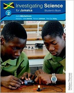 Science for Jamaica Student's Book 2: June Mitchelmore, Peta