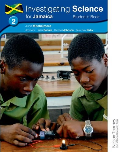 Investigating Science for Jamaica Student's Book 2