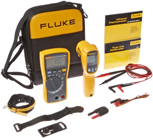 Fluke 116/62 Max+ Hvac Technician'S Combo Kit