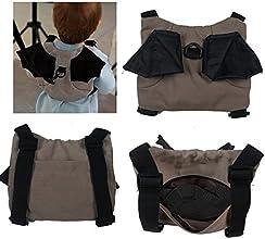 Valereg Baby Toddler Walking Safety Safe Rein Harness Backpack Bag lost baby bag-Bat