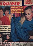 img - for National Enquirer Newspaper, May 28 1985 Charlen Tilton,Brooke Shields book / textbook / text book