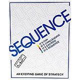 Kidsgenie White Sequence Card Game Toy 25 Cm