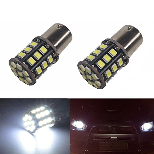 JDM ASTAR 800 Lumens Super Bright AX-2835 Chipsets 1156 1141 1073 7506 LED Bulbs ,Xenon White